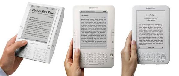 Kindle les trois générations