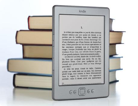 Nouveau Kindle e-ink d'Amazon